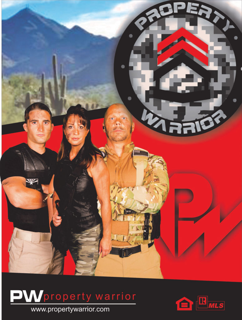 flat fee brokerage Arizona Property Warrior Pest Inspections from AZ Dangerous Insects